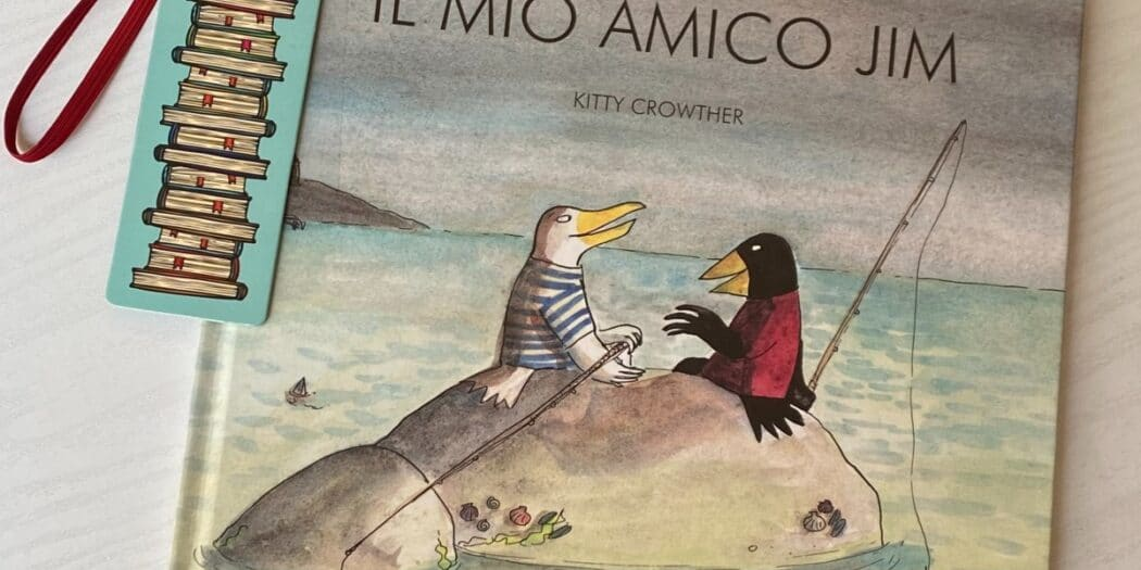 Il mio amico Jim - Kitty Crowther